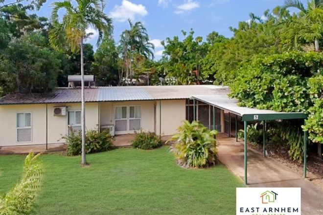 Picture of 5 Cassia Close, NHULUNBUY NT 0880