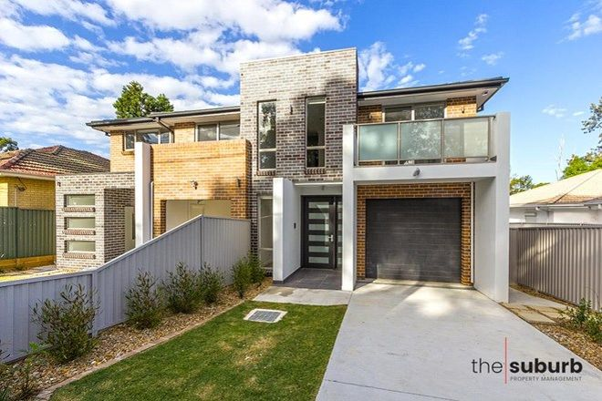 Picture of 47a Lower Mount St, WENTWORTHVILLE NSW 2145