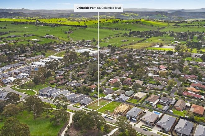 Picture of 66 Columbia Boulevard, CHIRNSIDE PARK VIC 3116