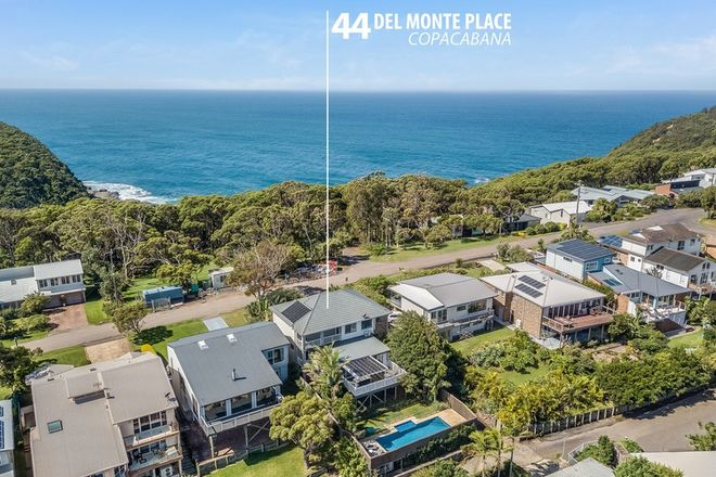 Picture of 44 Del Monte Place, COPACABANA NSW 2251