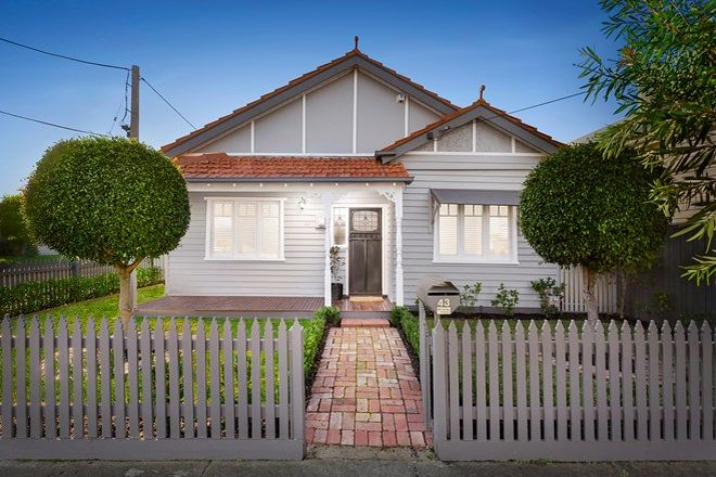 Picture of 43 Hardwick Street, COBURG VIC 3058