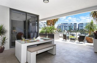 Picture of 2104/323 Bayview Street, Hollywell QLD 4216