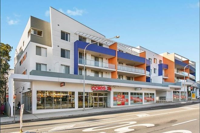 Picture of 4/29-33 Darcy Road, WESTMEAD NSW 2145