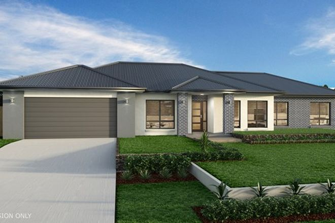 Picture of Lot 5 McKenzie Park, CRANLEY QLD 4350