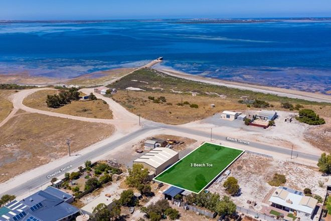 Picture of 3 Beach Terrace, PORT KENNY SA 5671