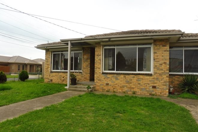 Picture of 20 Wattle Street, THOMASTOWN VIC 3074