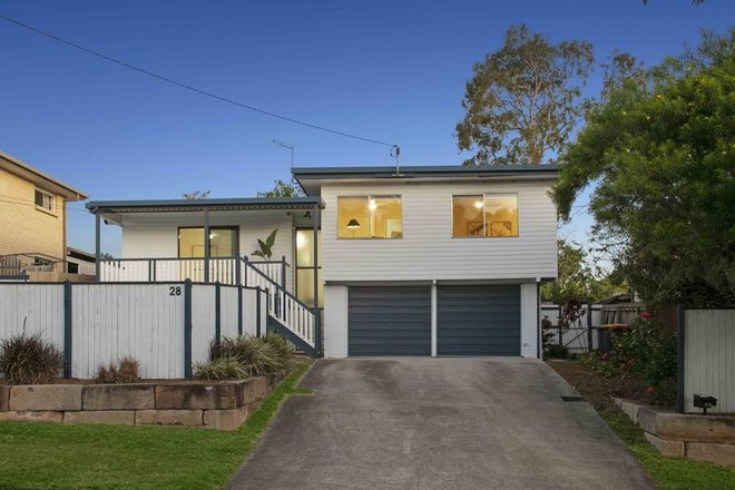 Picture of 28 Brownie Street, JAMBOREE HEIGHTS QLD 4074