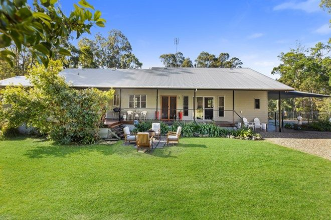 Picture of 16 Forest Acres Drive, LAKE MACDONALD QLD 4563