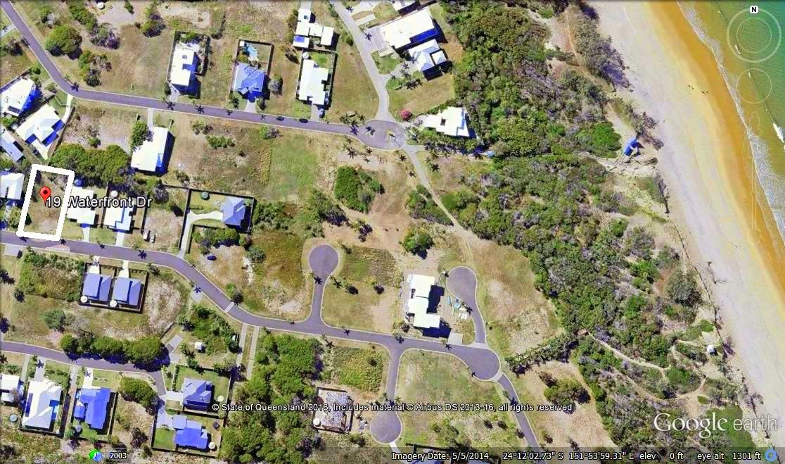 lot 18 Waterfront, Agnes Water QLD 4677, Image 1