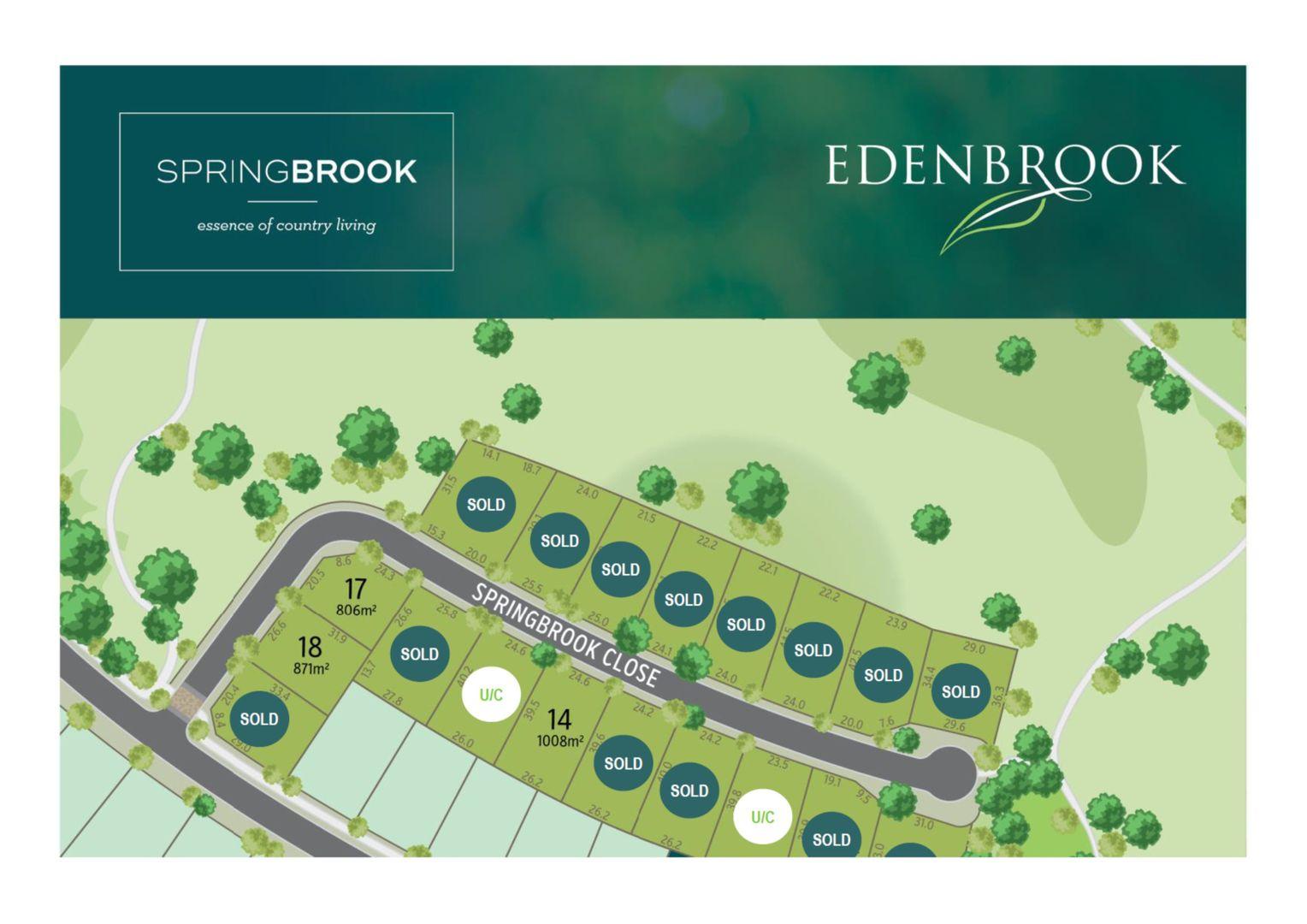 Lot 11 Springbrook Terrace, Parkhurst QLD 4702, Image 1