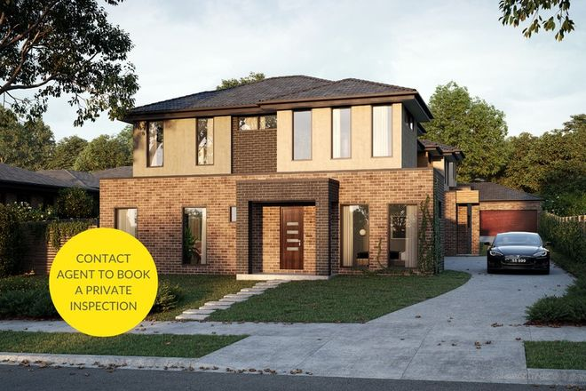 Picture of 1/11 Edward Street, BAYSWATER VIC 3153
