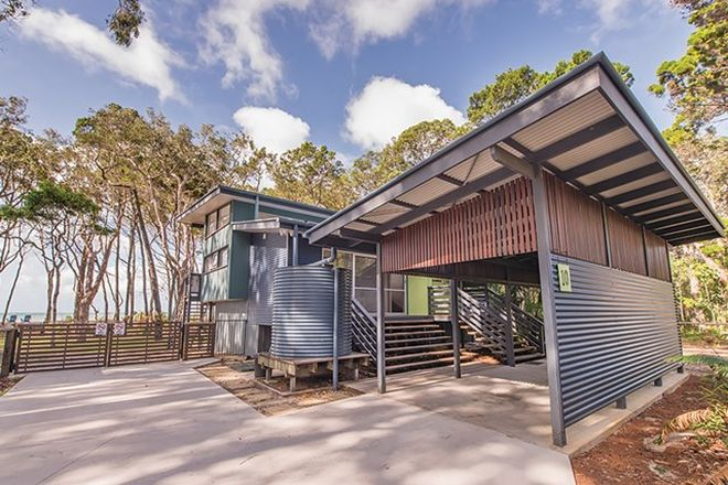 Picture of 10 Old Ballow Street, AMITY POINT QLD 4183