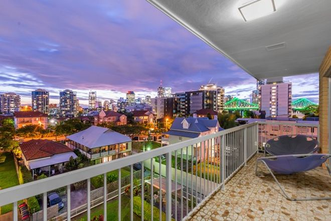 Picture of 24/81 Langshaw Street, NEW FARM QLD 4005