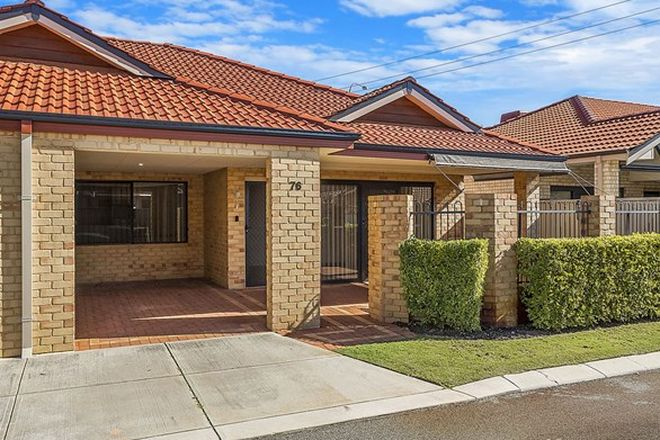 Picture of Villa 76/41 Geographe Way, THORNLIE WA 6108