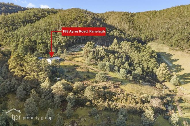 Picture of 188 Ayres Road, RANELAGH TAS 7109