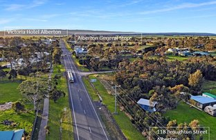 Picture of Lot 1 & 2/118 BROUGHTON STREET, Alberton VIC 3971