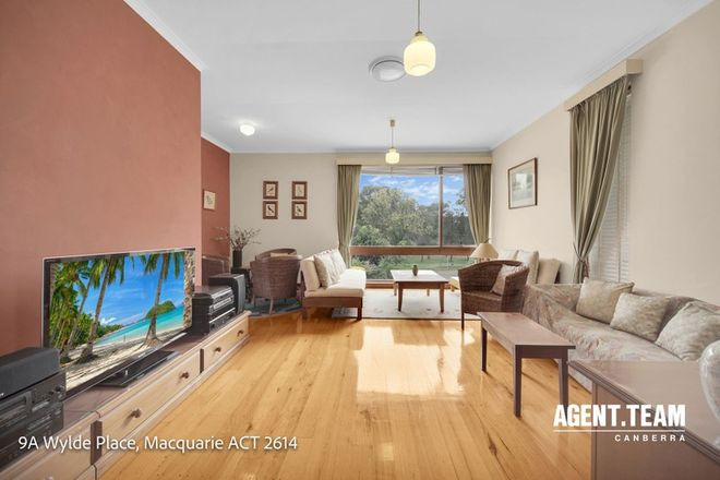 Picture of 9 Wylde Place, MACQUARIE ACT 2614