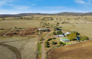 Picture of 969 Linthorpe Valley Road, Linthorpe QLD 4356