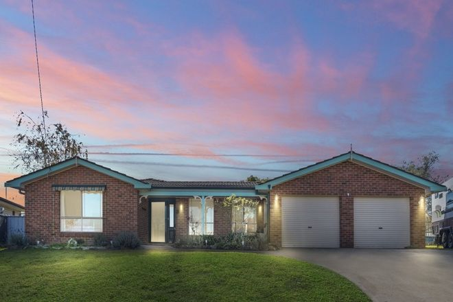 Picture of 11 Warrawee Close, EGLINTON NSW 2795