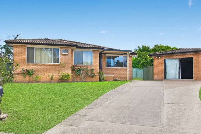 Picture of 11 Comberford Close, PRAIRIEWOOD NSW 2176