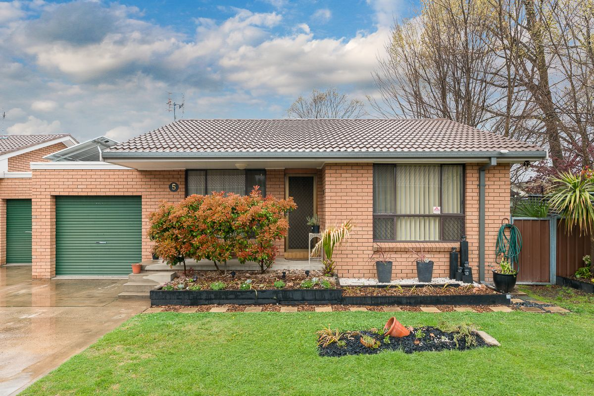 5/1 Bletchington Street, Orange NSW 2800, Image 0