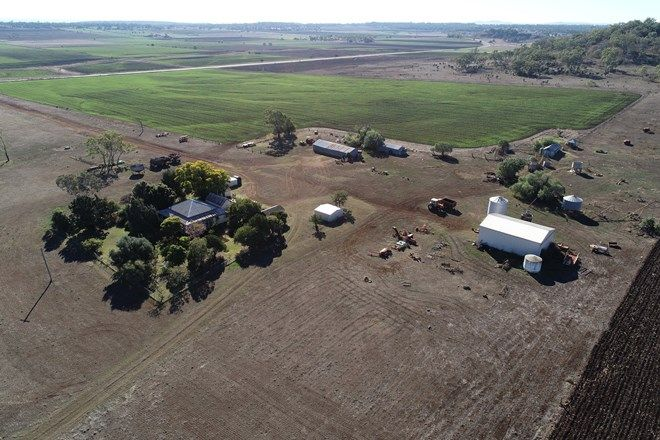 Picture of 1071 Oakey-Pittsworth Road, AUBIGNY QLD 4401