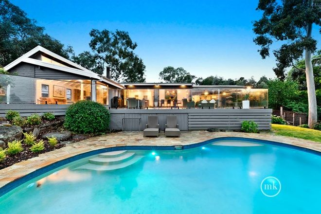 Picture of 335 Long Gully Road, PANTON HILL VIC 3759