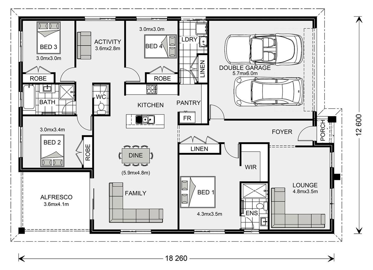 Lot 124 Dibbler Street, Thurgoona NSW 2640, Image 2