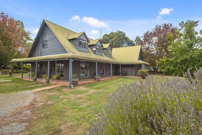 Picture of 213 Trio Road, KYNETON VIC 3444