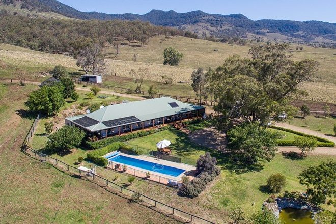 "Picture of ""Big Oakey"" 940 Big Jacks Creek Road, WILLOW TREE NSW 2339"