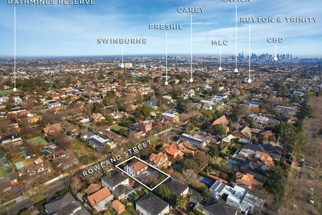 Picture of 43 Rowland Street, KEW VIC 3101
