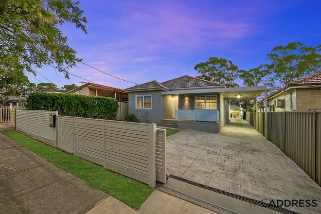 Picture of 64 Rose  Street, SEFTON NSW 2162