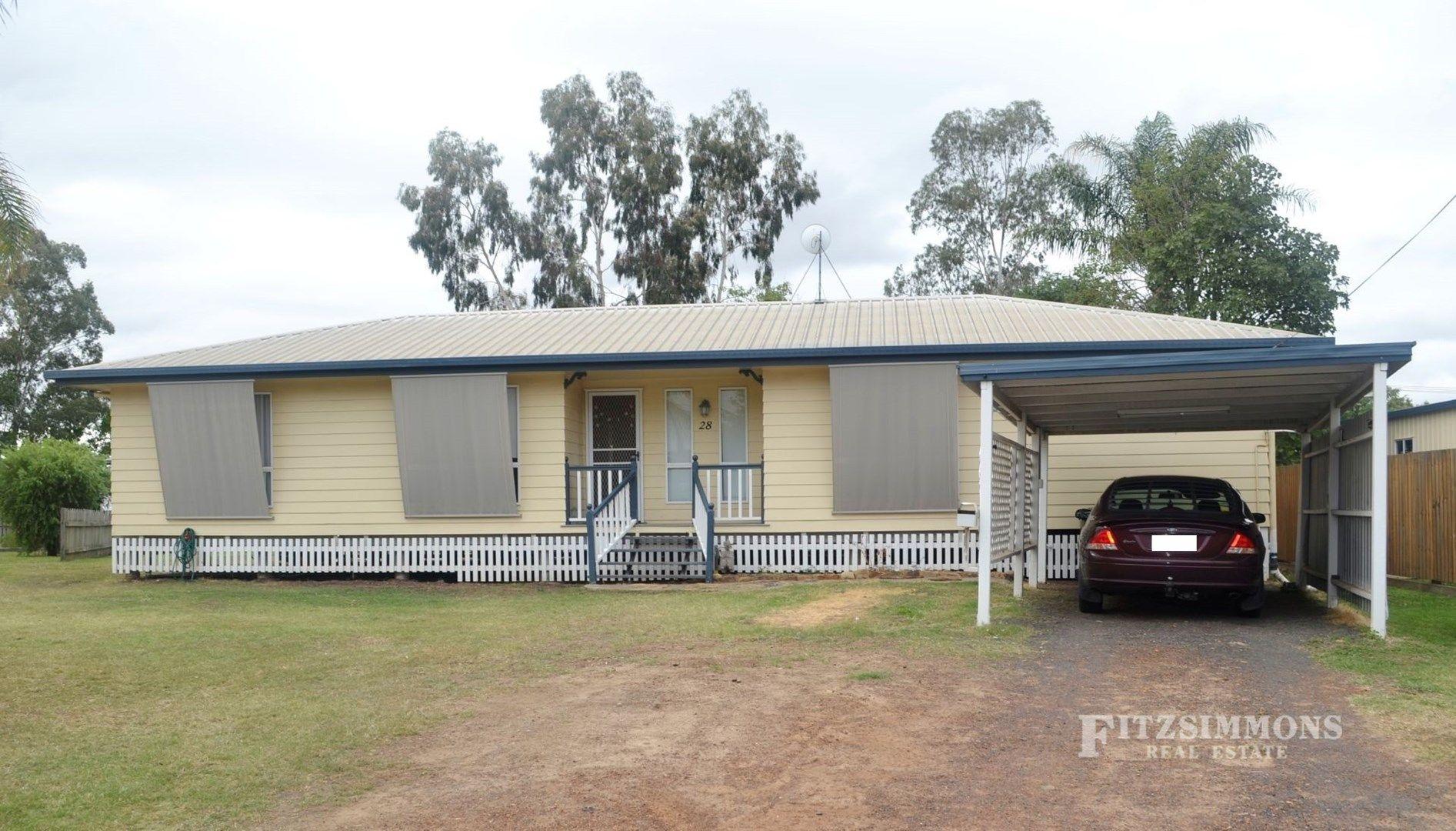 28 Burke Street, Dalby QLD 4405, Image 0