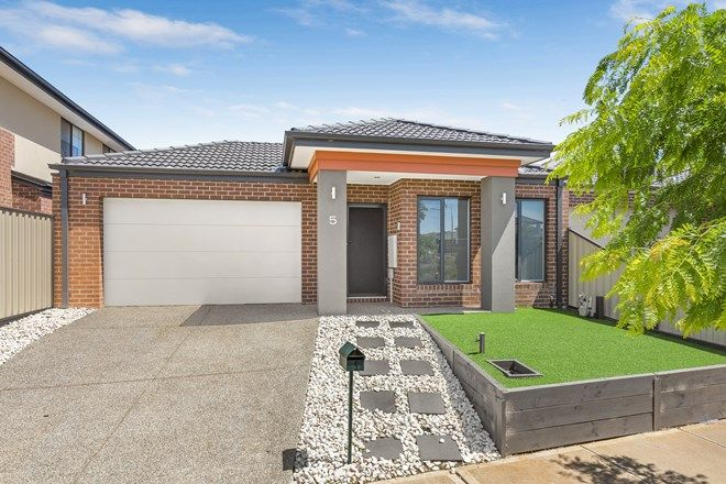 Picture of 5 Hawking Crescent, FRASER RISE VIC 3336