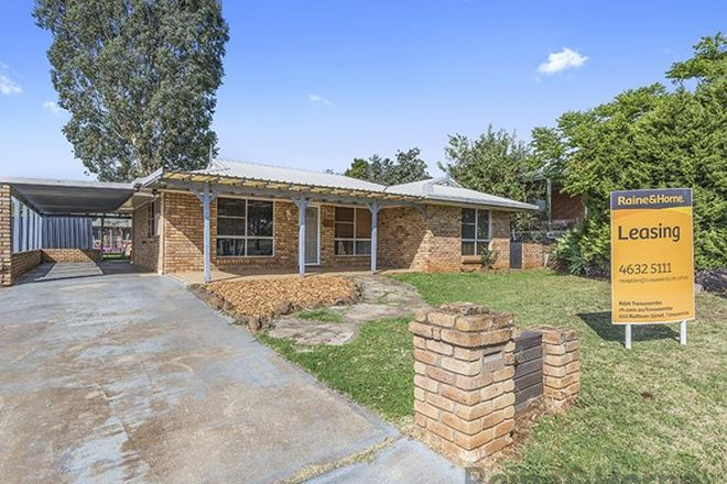 Picture of 6 Dalzell Crescent, DARLING HEIGHTS QLD 4350