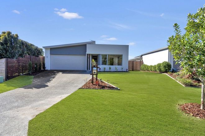 Picture of 6 Southwood Crescent, CAPALABA QLD 4157