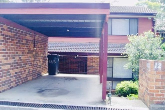 Picture of 12/6 Jacquinot Place, GLENFIELD NSW 2167