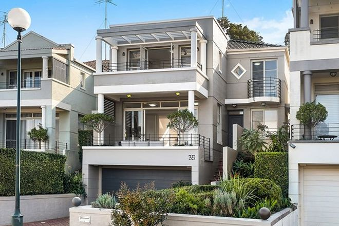 Picture of 35 St Malo Avenue, HUNTERS HILL NSW 2110