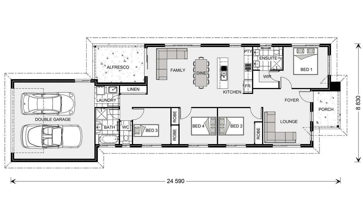 Lot 102 Vineyard Drive, Greenbank QLD 4124, Image 2