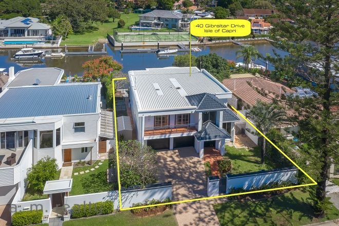 Picture of 40 Gibraltar Drive, SURFERS PARADISE QLD 4217