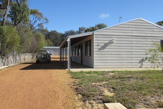 Picture of 36 Forrest Street, POPANYINNING WA 6309