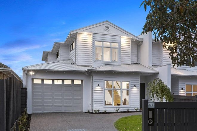 Picture of 37a Robert Street, PARKDALE VIC 3195