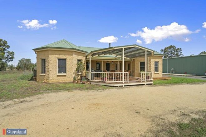 Picture of 125 Lottons Road, LLOWALONG VIC 3862