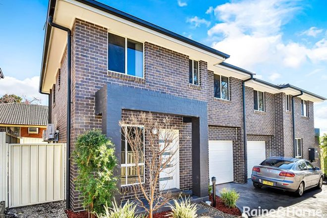 Picture of 2/28 Cutler Avenue, ST MARYS NSW 2760