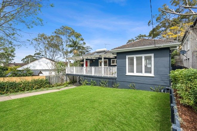 Picture of 5 Georgina Avenue, ELANORA HEIGHTS NSW 2101