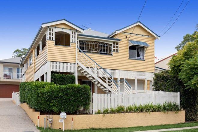 Picture of 41 St Leonards Street, COORPAROO QLD 4151