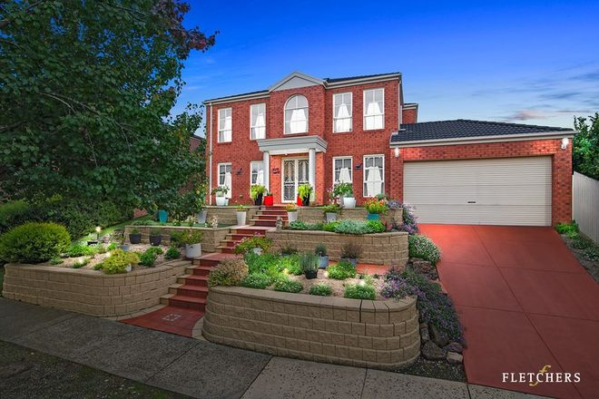 Picture of 21 Carmella Close, CHIRNSIDE PARK VIC 3116