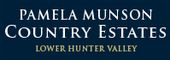 Logo for Pamela Munson Country Estates