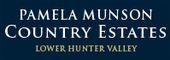 Logo for Pamela Munson Country Estates