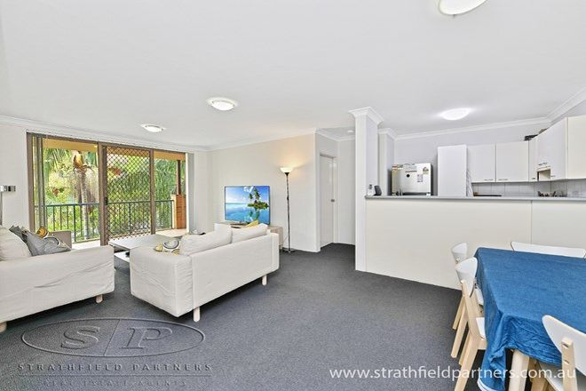 Picture of 19J/19-21 George Street, NORTH STRATHFIELD NSW 2137